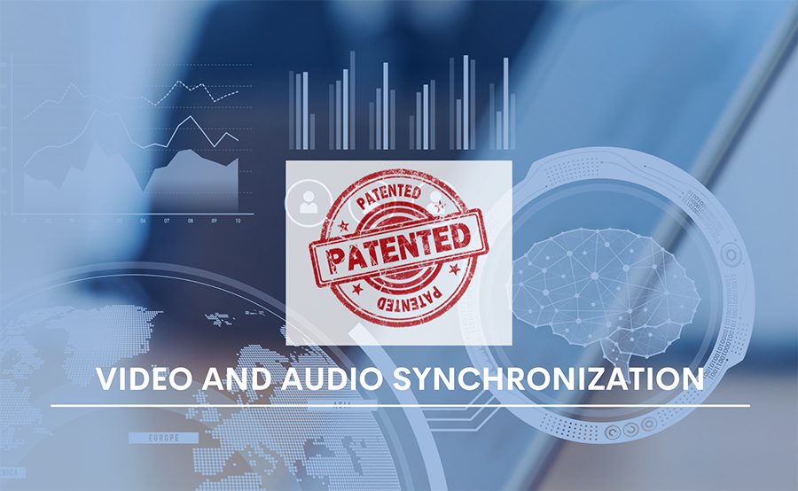 video and audio synchronization-web